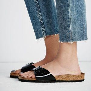 {Birkenstock} Madrid sandal 🖤